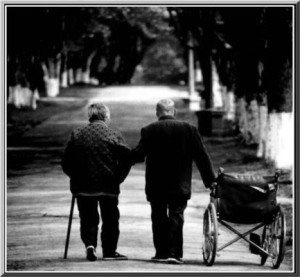 i want to grow old with you