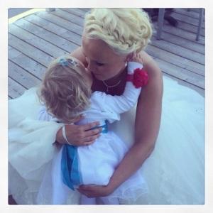 En pikku poikana tainnut tästä prinsessa päivästä vielä unelmoida?! :)