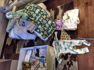 Äitiyspakkaus 2015